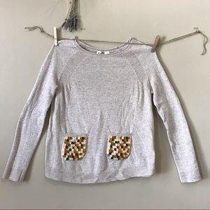 Moth Knit Sweater (S)